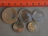 Набір монет Севернии Кіпр, фото №2