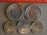 Набір монет Севернии Кіпр, фото №4