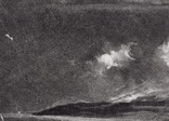 "Гравюра. Дж. Констебл - Лукас. ""Уэймут Бэй"". До 1840 года. (35,4 на 26,8 см). Оригинал. фото 2"