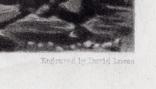 "Гравюра. Дж. Констебл - Лукас. ""Уэймут Бэй"". До 1840 года. (35,4 на 26,8 см). Оригинал. фото 6"