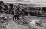 """Гравюра. Дж. Констебл - Лукас. """"Хэмпстед-Хит."""". До 1840 года. (42,8 на 29 см). Оригинал. фото 2"""