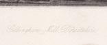 "Гравюра. Дж. Констебл - Лукас. ""Мельница."". До 1840 года. (42,8 на 29 см). Оригинал. фото 5"