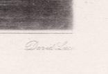 "Гравюра. Дж. Констебл - Лукас. ""Мельница."". До 1840 года. (42,8 на 29 см). Оригинал. фото 6"