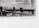 "Гравюра. Дж. Констебл - Лукас. ""Солсбери. Собор"". До 1840 года. (42,8 на 29 см). Оригинал. фото 6"