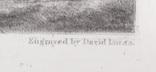 """Гравюра. Дж. Констебл - Лукас. """"Бергхольт"""". До 1840 года. (42,8 на 29 см). Оригинал. фото 6"""