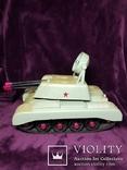Игрушка танк СССР, фото №5