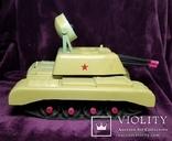 Игрушка танк СССР, фото №6