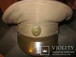 Полевая офицерская фуражка., фото №2