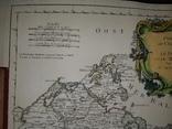 1751 Карта Померании и Бранденбурга, фото №3
