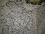 1751 Карта Померании и Бранденбурга, фото №8