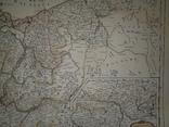 1751 Карта Померании и Бранденбурга, фото №9