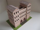 Porta Nigra средневековые ворота в г. Трир Германия, фото №3