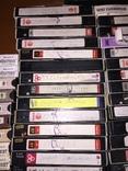 Видеокассеты, 53 шт., фото №5