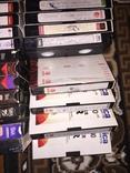 Видеокассеты, 53 шт., фото №9