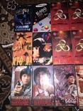 Коллекция Видеокассеты, 20 шт. боевики Джеки Чан, фото №8
