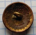 Пуговица РИА клейма, фото №3