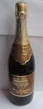 Советское Шампанское Золотое. СССР., фото №2