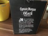 Captain Morgan в наборе с рюмками-черепами, фото №6