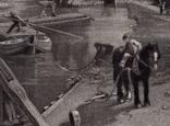 "Гравюра. Дж. Констебл - Лукас. ""Флэтфордская мельница"". До 1840 года. (42,8 на 29 см). фото 2"