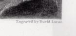 """Гравюра. Дж. Констебл - Лукас. """"Летний вечер"""". До 1840 года. (42,8 на 29 см). Оригинал. фото 6"""