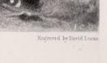 """Гравюра. Дж. Констебл - Лукас. """"Осенний закат"""". До 1840 года. (42,8 на 29 см). Оригинал. фото 6"""