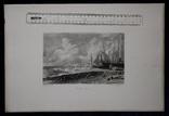 """Гравюра. Дж. Констебл - Лукас. """" Морской пляж"""". До 1840 года. (42,8 на 29 см). Оригинал. фото 8"""