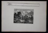 "Гравюра. Дж. Констебл - Лукас. ""Река Стаур"". До 1840 года. (42,8 на 29 см). Оригинал. фото 8"