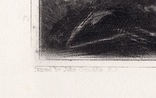 "Гравюра. Дж. Констебл - Лукас. ""Вид на Оруэлл"". До 1840 года. (42,8 на 29 см). Оригинал. фото 4"