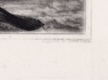 "Гравюра. Дж. Констебл - Лукас. ""Вид на Оруэлл"". До 1840 года. (42,8 на 29 см). Оригинал. фото 6"