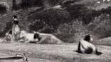 """Гравюра. Дж. Констебл - Лукас. """"Летнее утро"""". До 1840 года. (42,8 на 29 см). Оригинал. фото 2"""