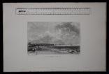 """Гравюра. Дж. Констебл - Лукас. """"Ярмут, Норфолк"""". До 1840 года. (42,8 на 29 см). Оригинал. фото 8"""