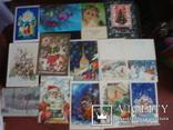 Открытки С Новым годом чистые, фото №2