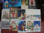 Открытки С Новым годом чистые, фото №3