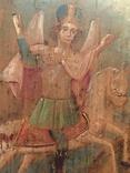 Икона Архангел Михаил на коне, фото №5