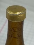 Бутылочка винтажная с Англии с остатком напитка, фото №7