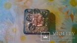 Набір для туалетного столика. Вазочка для квітів і шкатулочка для прикрас., фото №4