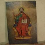 Икона.Исус на троне., фото №2