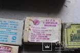 Шість коробків з клеймованими новими голками для шиття часів СССР, фото №5