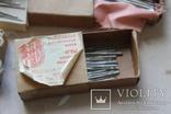 Шість коробків з клеймованими новими голками для шиття часів СССР, фото №13