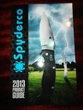 Каталог ножей Spyderco 2013 года, фото №2