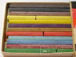 Стержни рисования рассвет 1974г, фото №2