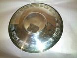 Тарелка. Серебрение., фото №3