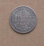 1 грошен 1865(а), фото №3