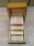 Шкатулка - сигаретница СССР, 1960 - их годов, фото №4