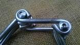 FORUS.Набор складных ключей и отверток., фото №10