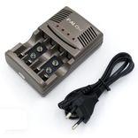Зарядное устройство для аккумуляторов AA/AAA/Крона