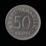 50 Центов 1936, Эстония