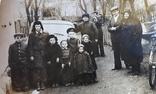 Групповая сельская фотография 1950-е годы (12*9), фото №4