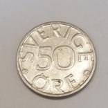 Швеція 50 ере, 1990