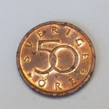 Швеція 50 ере, 2005